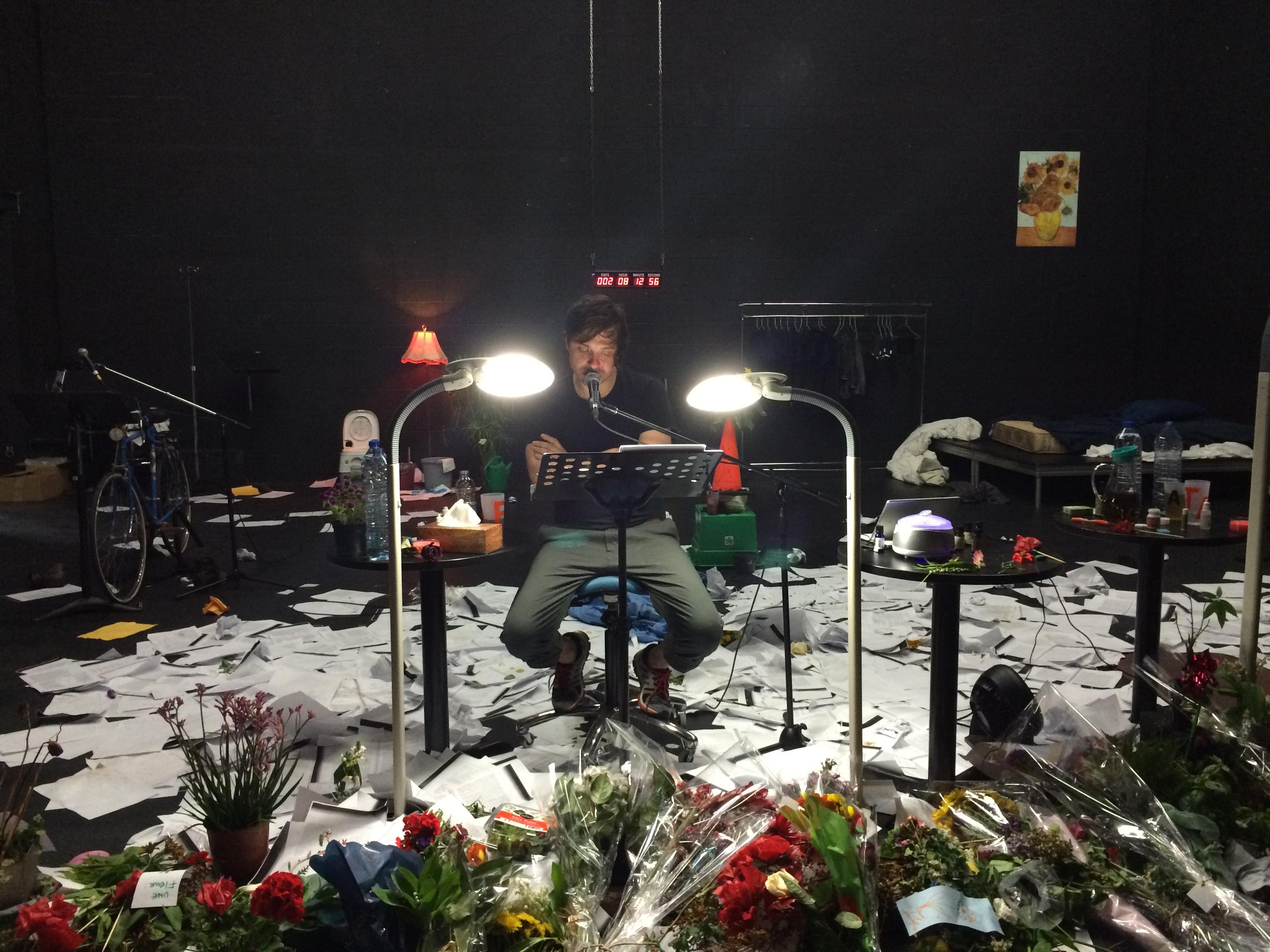 Christian Lapointe - Tout Artaud 2015