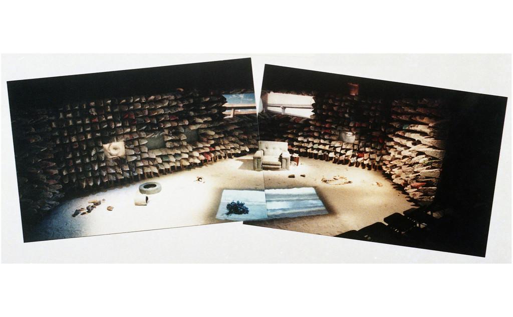Parcours scénographique, version légère, 1 tonne