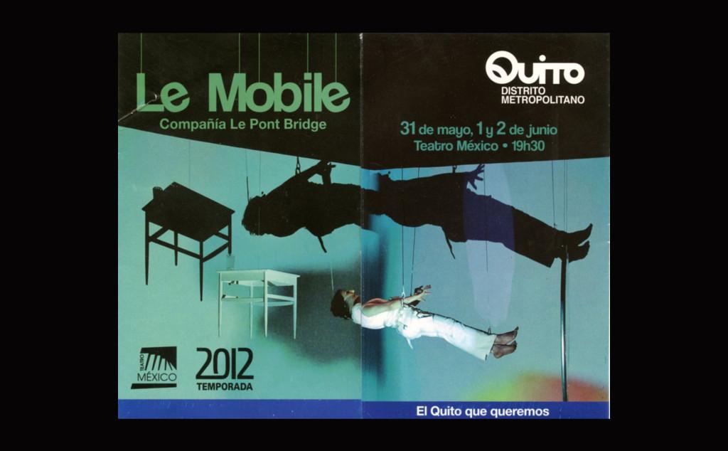 Le Mobile à Mexico