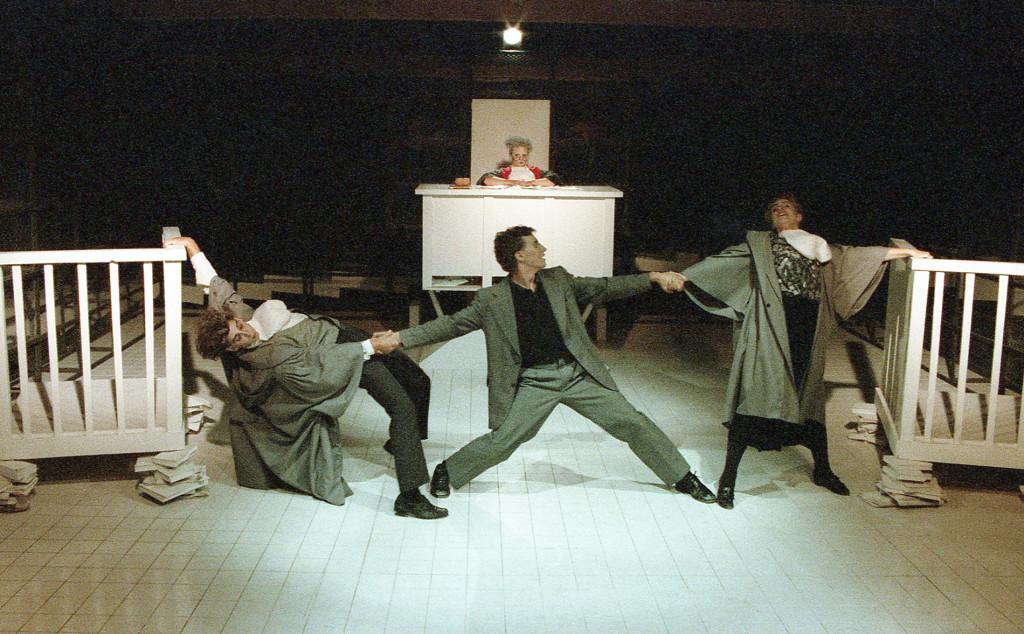 François Marquis,, Sylvain Miousse, Jacinthe Harvey, Anne-Marie Théroux