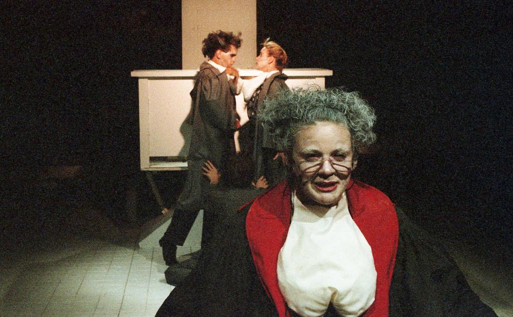 François Marquis, Anne-Marie Théroux, Jacinthe Harvey