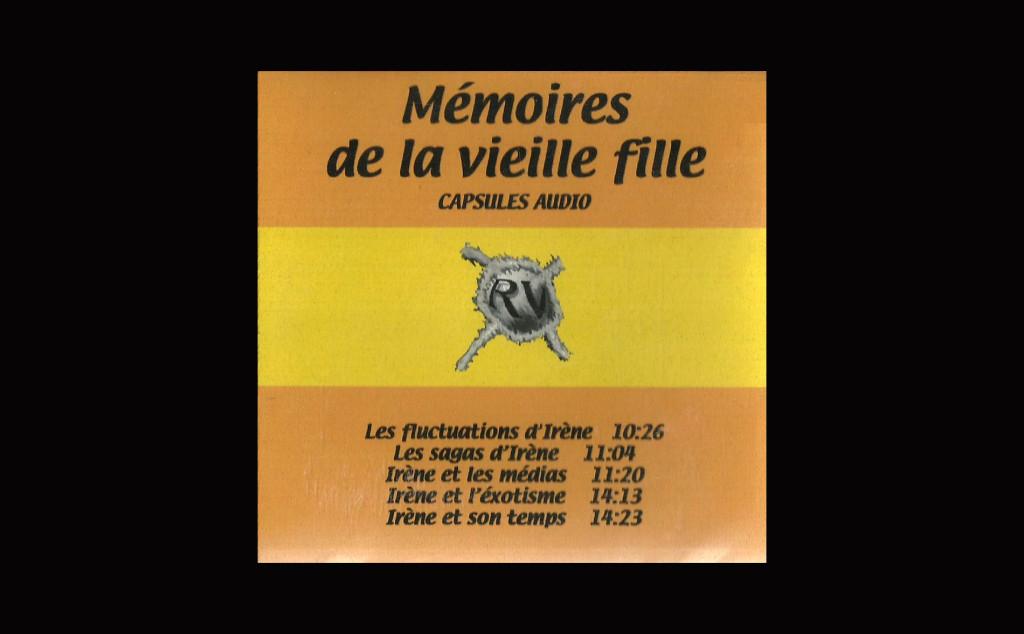 Mémoires de la vieille fille - capsules audio SRC