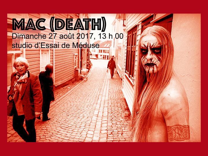 Macdeath_nouvelles